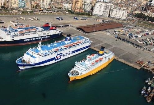 collegamenti traghetti italia durazzo