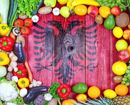 piatti tipici della cucina albanese