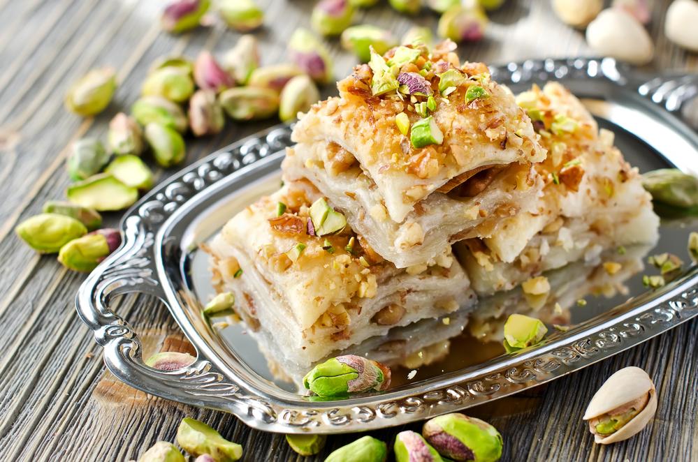bakllava dolci tipici albanesi