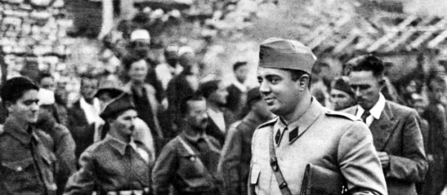 dittatore albanese Enver Hoxha