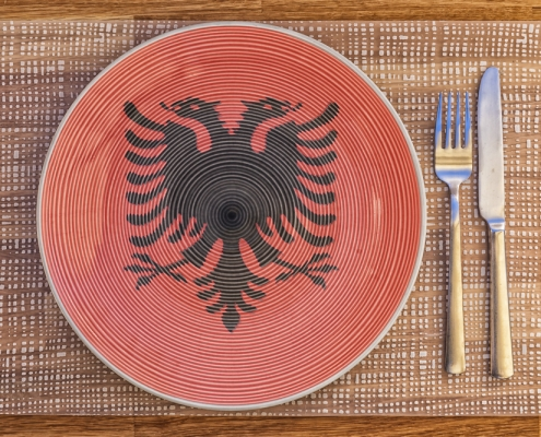 cucina tipica e piatti albanesi