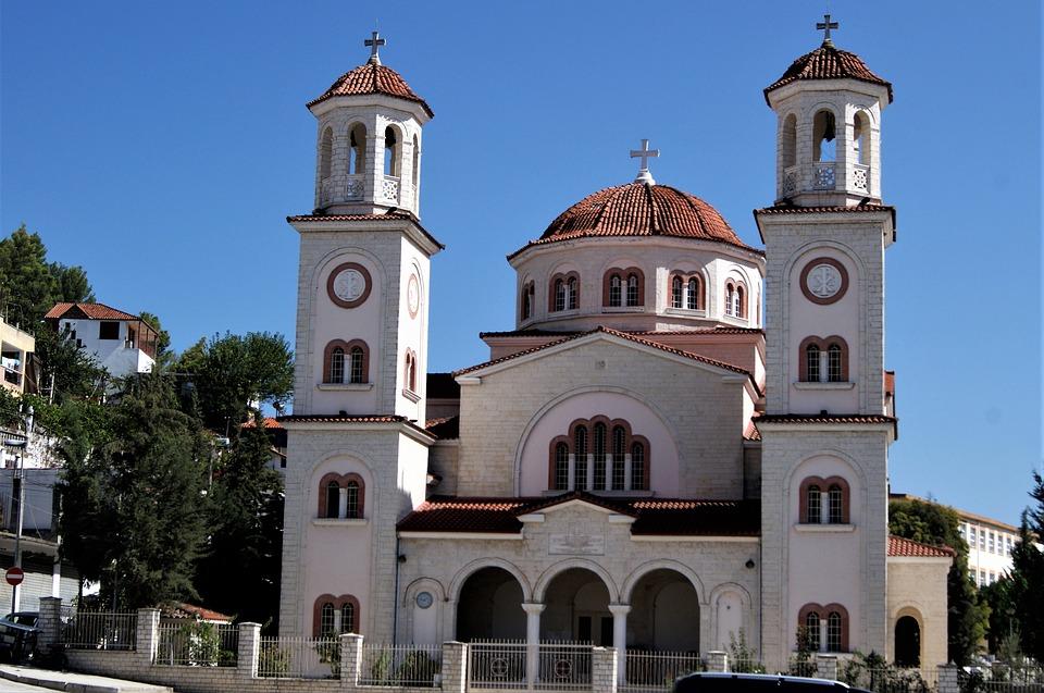 chiesa centro berat