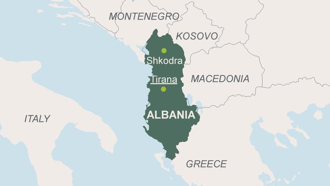 Come Arrivare in Albania
