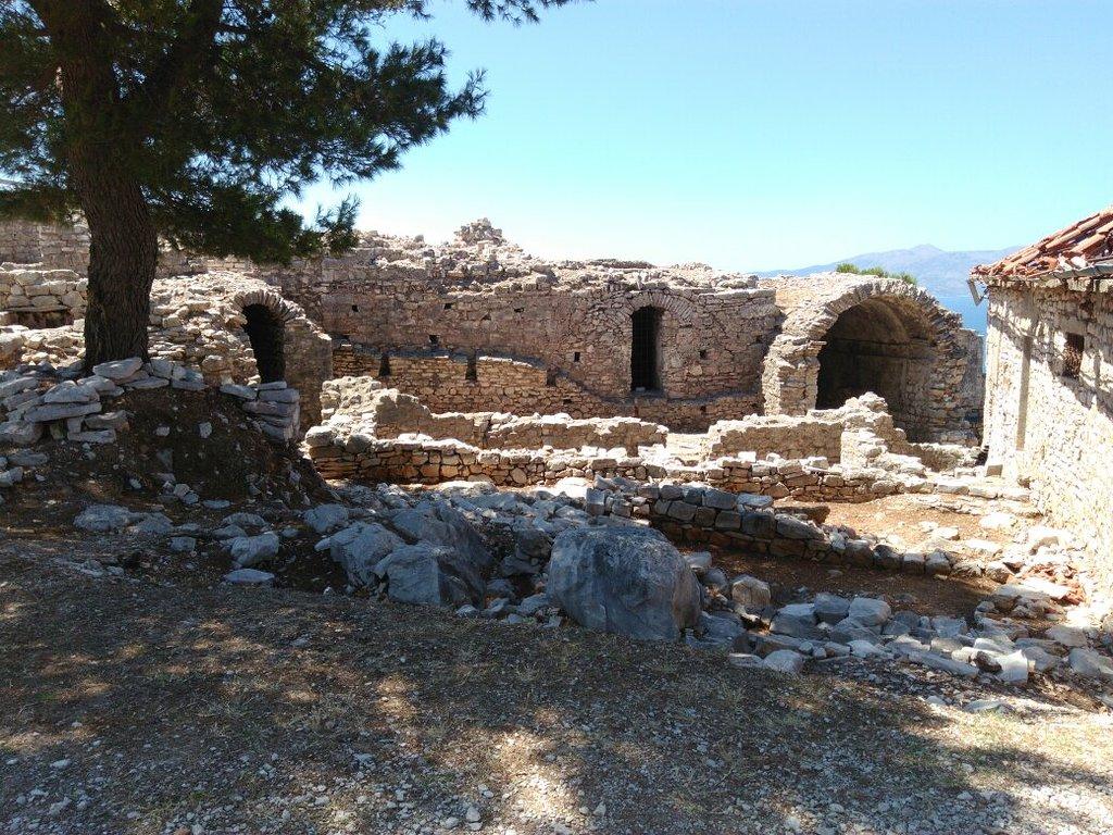monastero dei 40 santi a Saranda